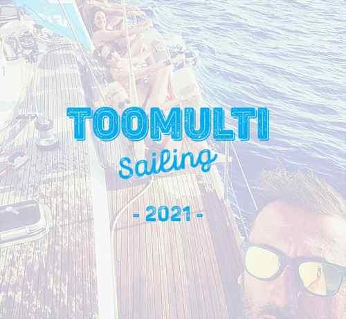 Toomulti sailing - tessera 2021