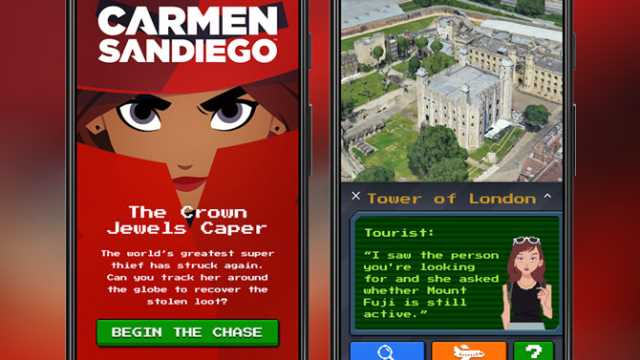 carmen sandiego game the