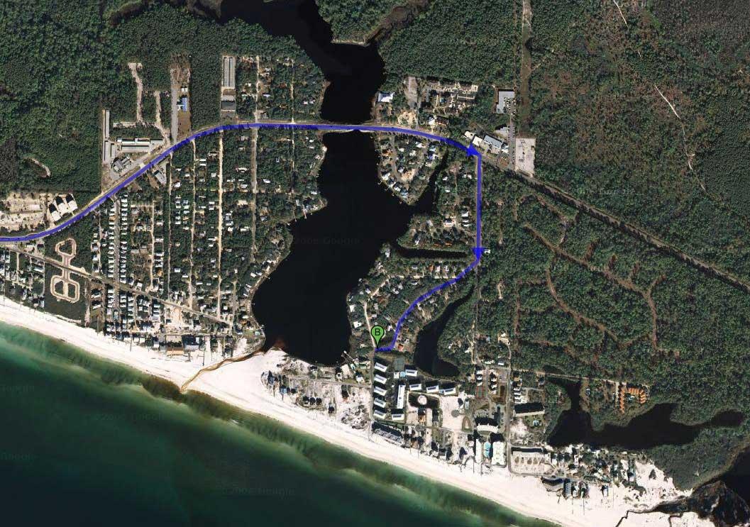 Beachside Villas, Seagrove Beach, Florida