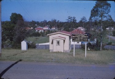 1950s - Settled on new site