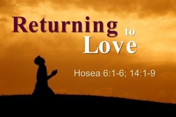 Hosea: A Story of God's Love