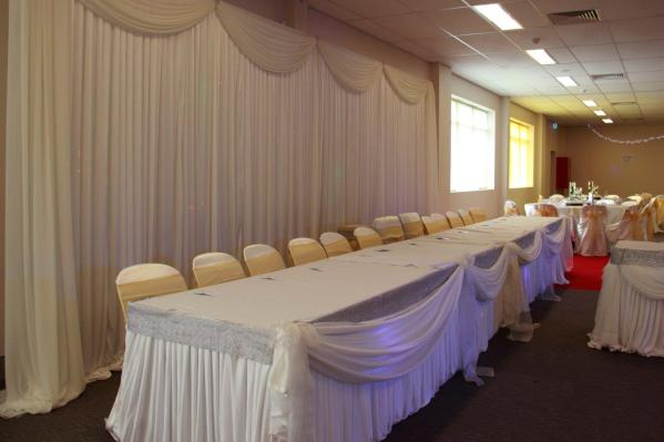 Meeting Rooms 1-4 - Bridal Table