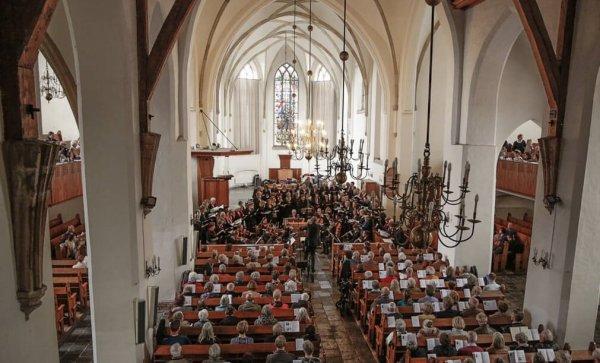 Najaarsconcert 2017 @ Grote Kerk   Wageningen   Gelderland   Nederland