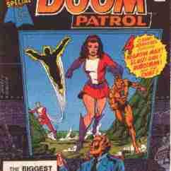 Wheelchair Drake Best Bean Bag Chair For Boats Don Markstein's Toonopedia: The Doom Patrol