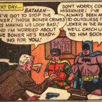 Unintentionally Funny Comic Panels #2 - Batman