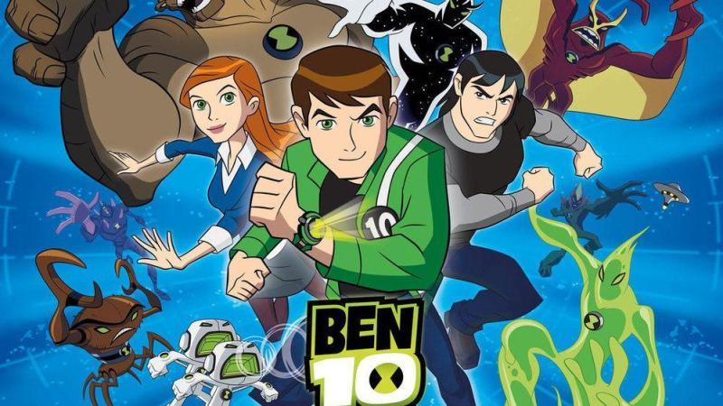 Ben 10: Alien Force (Season 3)