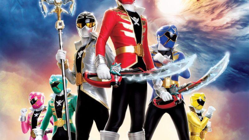 Power Rangers Super Mega Force (Season 21)