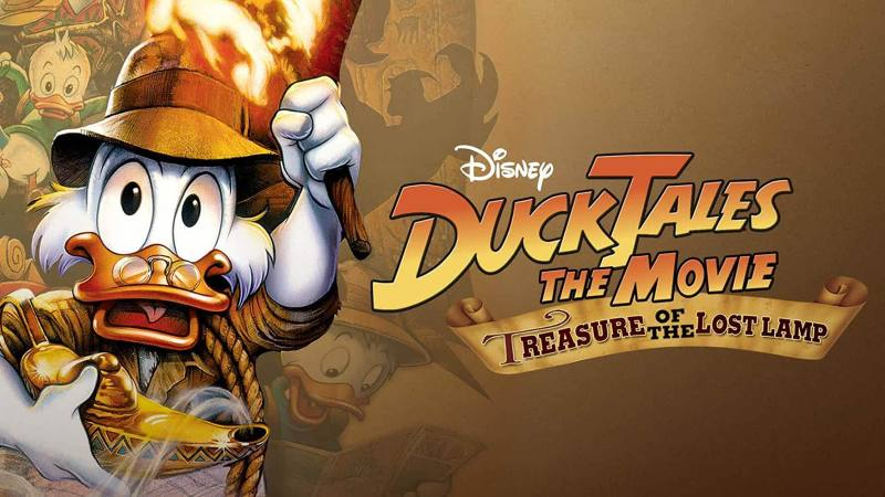 Duck Tales The Movie – Treasure of the Lost lamp(1990) In Multi Lang