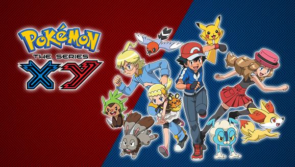 Pokemon Season 17 XY Episodes in Tamil