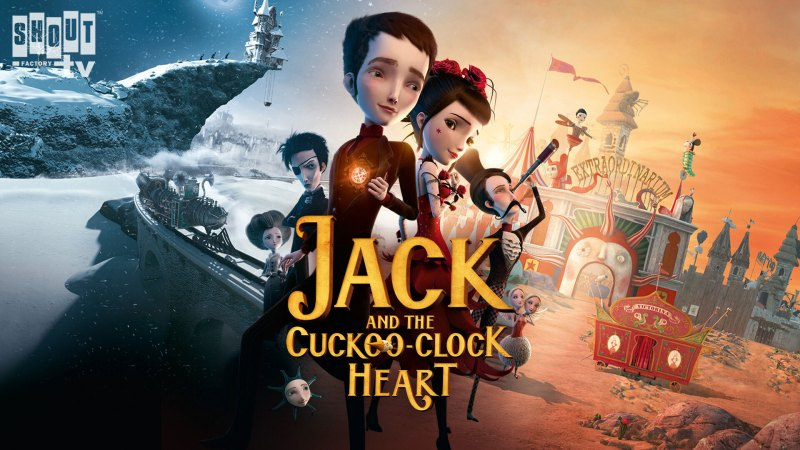 Jack and the Cuckoo-Clock Heart (2013) Full Movie in Tamil + Eng 1080p BluRay