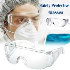 Protective Safety Goggles Anti Virus Flu Medical Glasses Lab Safety Glasses Eyewear Protection Glasses gafas antivirus