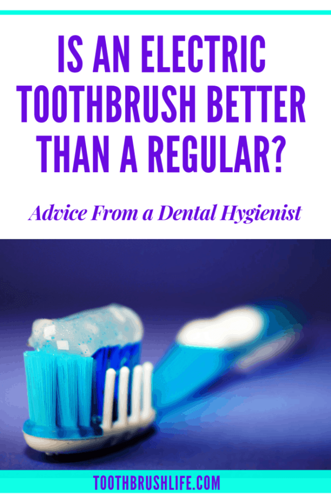 are electric toothbrushes better?