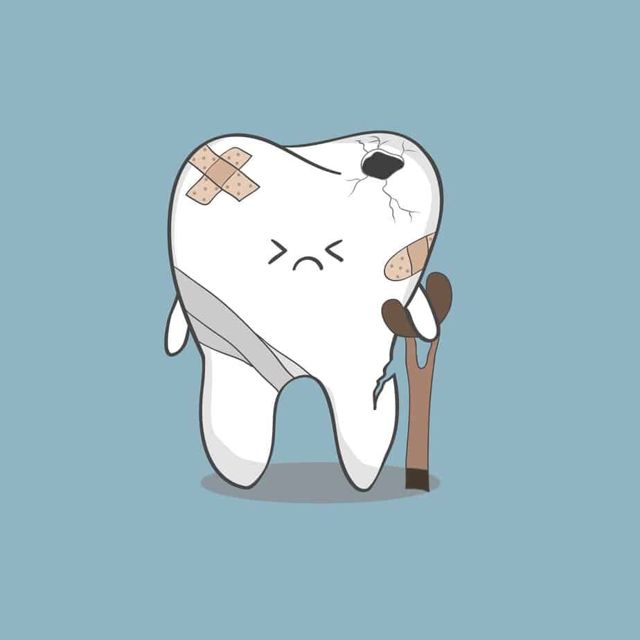 hurt tooth