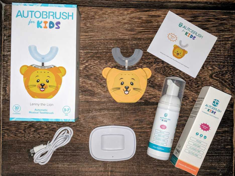 Autobrush kids review