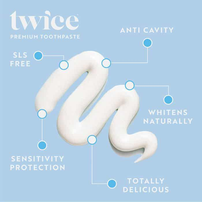 twice toothpaste subscription