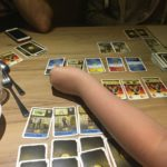 New Forest evening card games