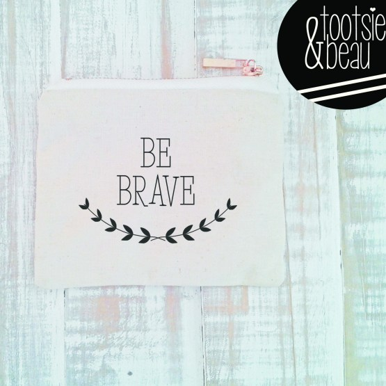be brave coin purse