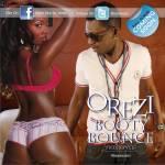 Orezi – Booty Bounce (Freestyle)