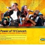 PICTURES: MTN Power of 10 Concert (Photos) Benin & Owerri