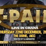 VIDEO : T-Pain On Stage in Ghana