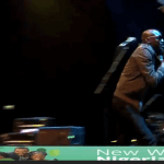 VIDEO: 2Face and Asa Performs Live At New World Nigeria 2012.