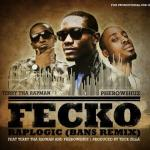 Fecko – Raplogic (B.A.N.S remix) ft. Terry Tha Rapman and Pherowshuz
