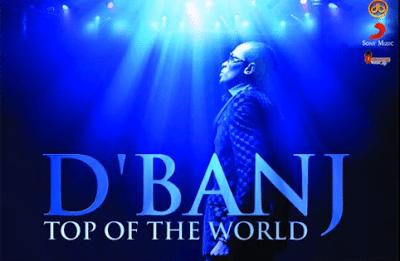 Dbanj - On top Of the world image