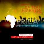 VIRAL VIDEO: Masterkraft- Africa We Are The Best