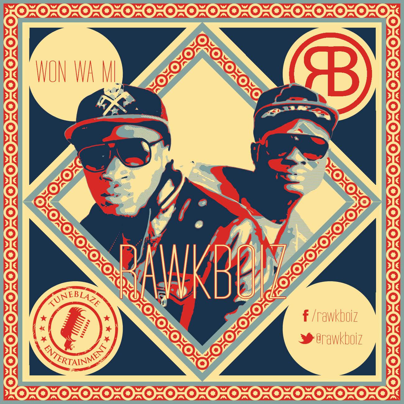 RawkBoiz Cover