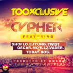 TooXclusive Presents: The Canadian Cypher