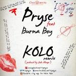 Pryse – Kolo (Remix) f. Burna Boy (Prod. by M.I)