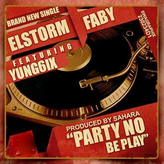 Party No Be Play Art
