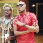 VIDEO: 2face – Rainbow Remix f. T-Pain [Behind The Scenes]