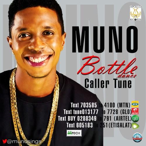 MUNO Bottle Dance caller Tune