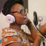 VIDEO: Yemi Alade – Kissing [Studio Session]