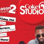 Coke Studio Takes May D, Tekno, Selebobo, Others to CRUTECH