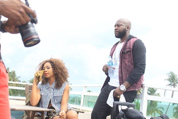 Percy - Bonnie & Clyde ft. Solidstar B-T-S Photo (10)