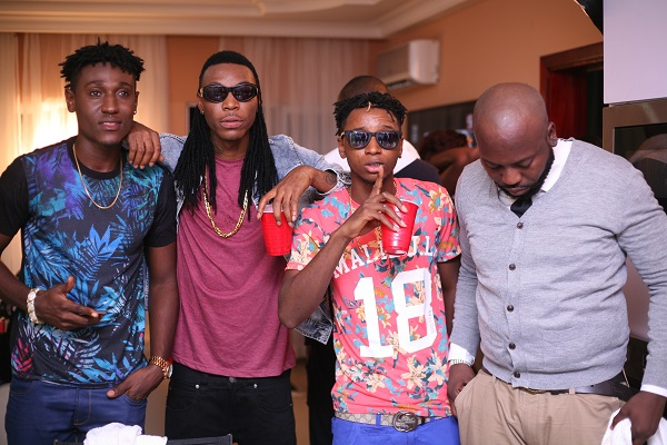 Percy - Bonnie & Clyde ft. Solidstar B-T-S Photo (6)