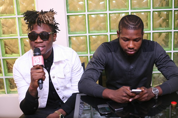 Percy - Bonnie & Clyde ft. Solidstar B-T-S Photo (7)