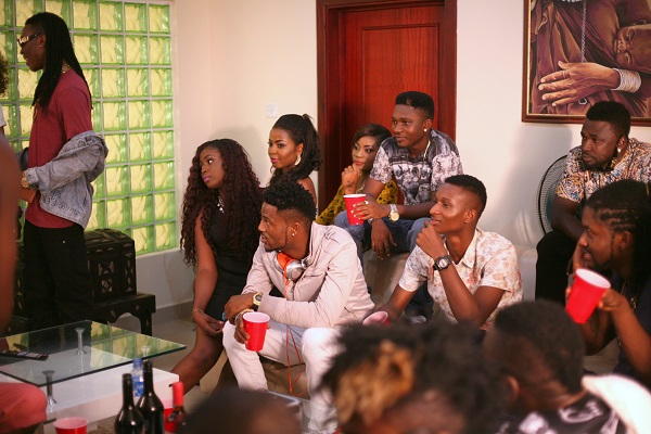 Percy - Bonnie & Clyde ft. Solidstar B-T-S Photo (8)