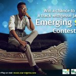 WIN A CHANCE TO RECORD A TRACK WITH JESSE JAGZ IN THE EMERGING STARS CONTEST