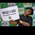 Wizkid unveiled as new GLO ambassador