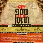 "A-Q Set to Stage ""Son of John"" All Hip-Hop Concert"