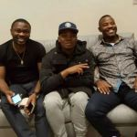 Olamide, Lil Kesh, Arrive London For Lord Of The Ribs Comedy Show
