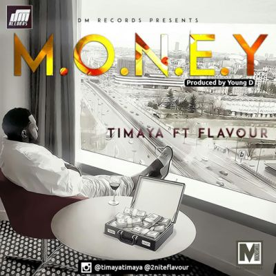 Timaya-Flavour-Money-Art