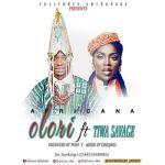 """Africana – """"Olori"""" ft. Tiwa Savage"""