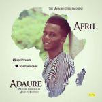 """April – """"Adaure"""""""