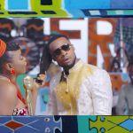 "VIDEO PREMIERE: Yemi Alade – ""Kom Kom"" ft. Flavour"