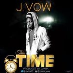 "J. Vow – "" This Time"""
