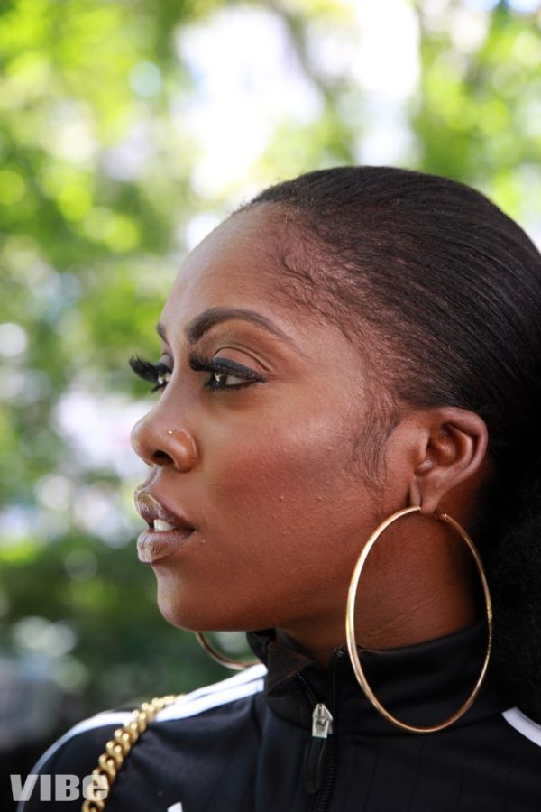It Is Not Time For Me To Relax And Say I Am At The Same Level With Rihanna - Tiwa Savage